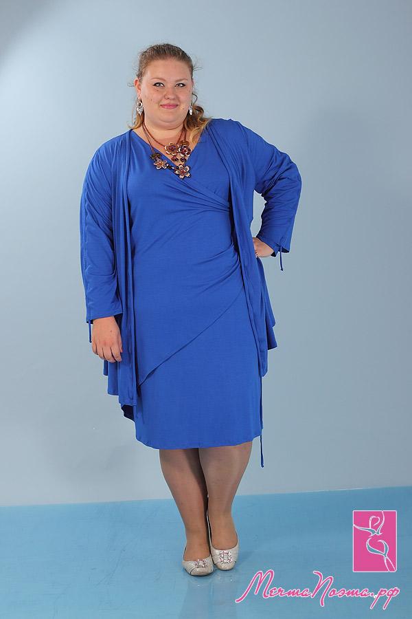 Платья больших размеров в москве женские