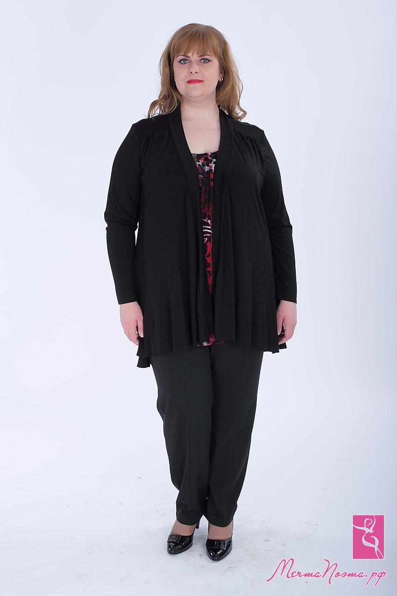 Женская Европейская Одежда Больших Размеров
