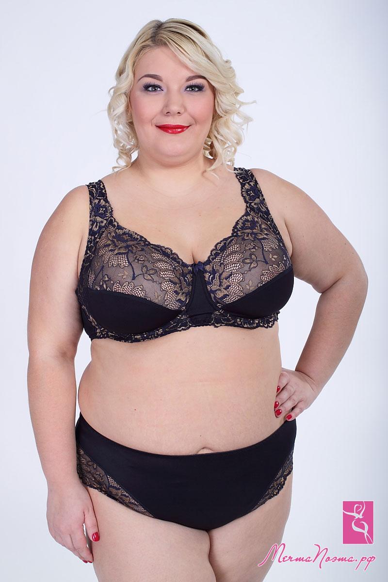 Сексуальное нижнее белье больших размеров 11 фотография