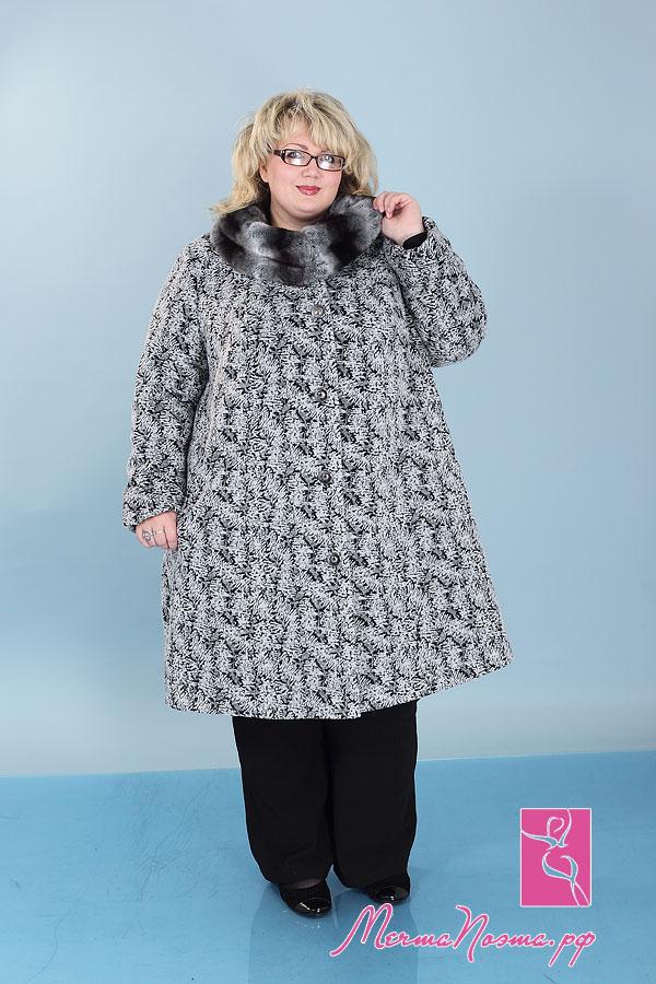 Верхняя женская одежда большого размера купить