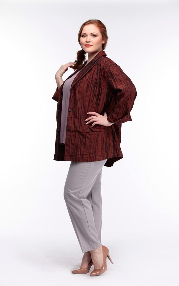 Верхняя женская одежда большого размера доставка