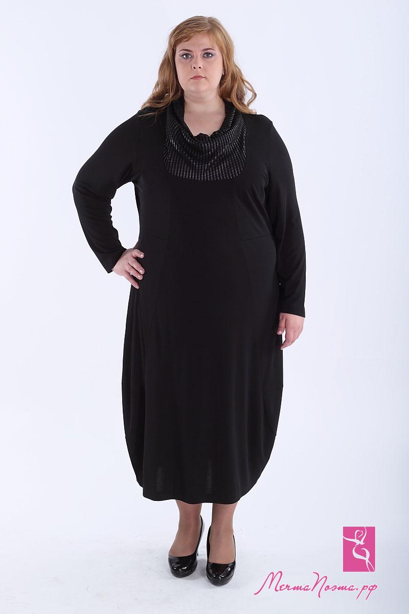 Модели платьев 2017 для полных женщин: фото
