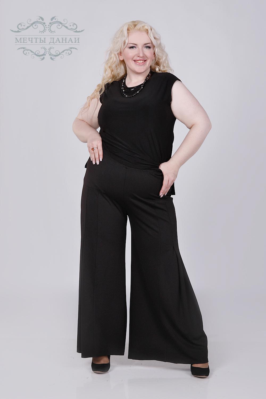 Женские юбка брюки больших размеров