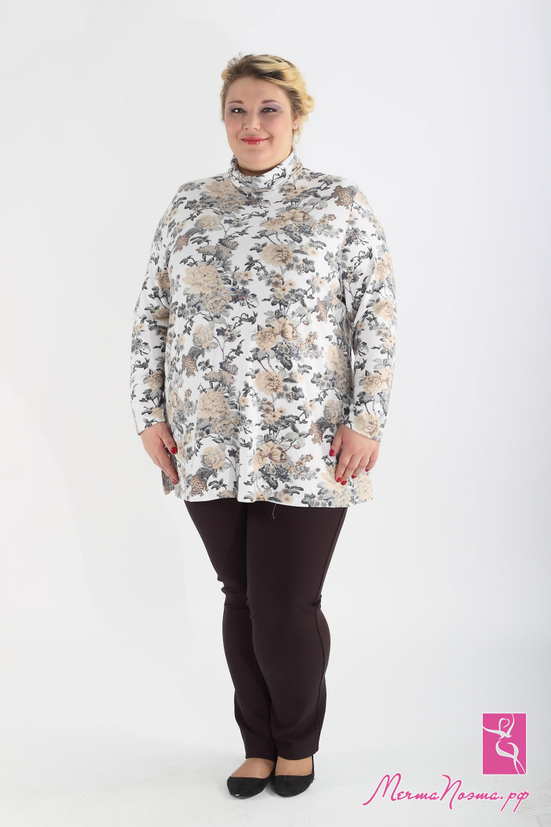 Modern Style Одежда Больших Размеров