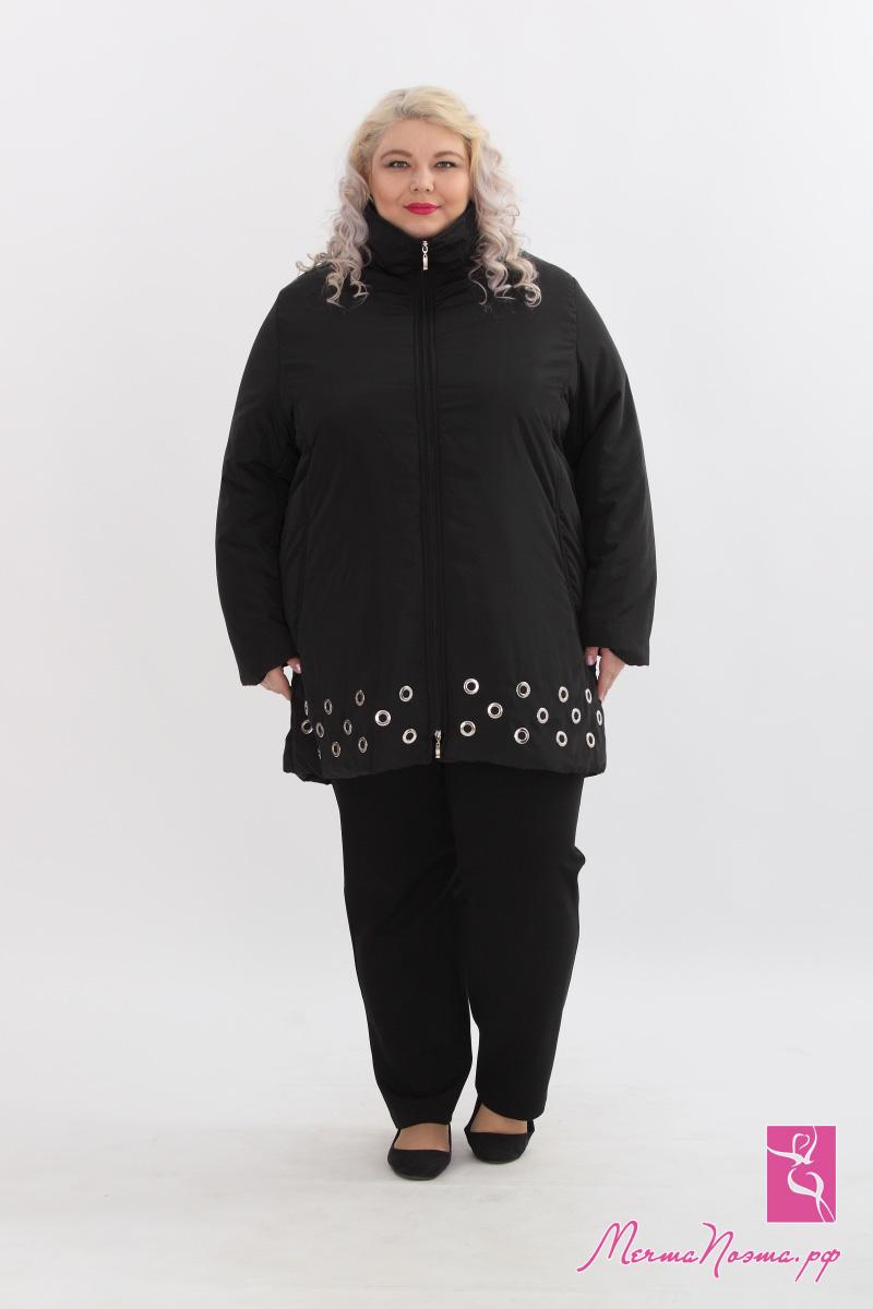 2761f6bc678 Купить женское пальто большого размера в интернет-магазине