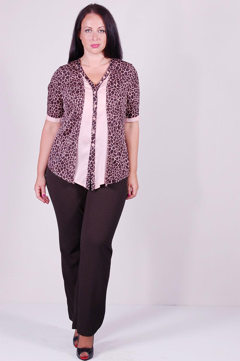 Фирмы Женской Одежды Больших Размеров С Доставкой